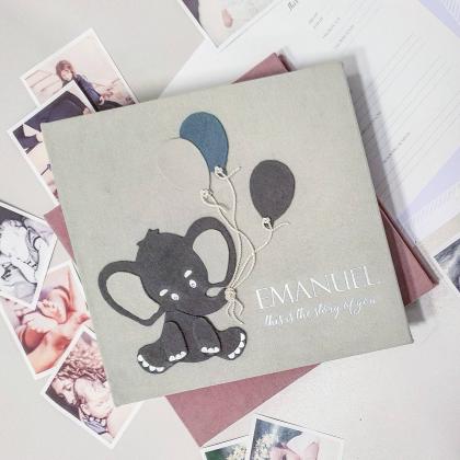 """Pirmoji kūdikio knyga. """"EMANUEL"""""""